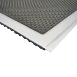 Pannello fonoassorbente bugnato in poliuretano Adesivo L 1 m x H 1 m, spessore 30 mm