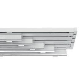 Reggitenda singolo 5 vie Cruiser bianco o satinato 1 - 600 cm