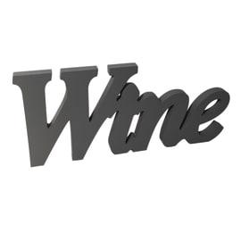 Scritta Wine 55x20