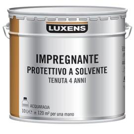 Impregnante a solvente 4 anni Luxens incolore 10 L