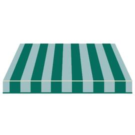 Tenda da sole a caduta cassonata Tempotest Parà 240 x 250 cm verde/grigio Cod. 40
