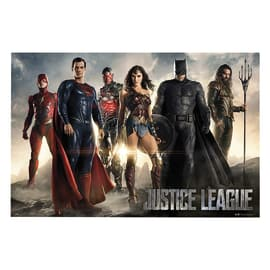 Poster Justice League by DC Comics - protagonisti 91,5 x 61 cm
