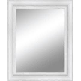 specchio da parete rettangolare Venere bianco 92 x 132 cm