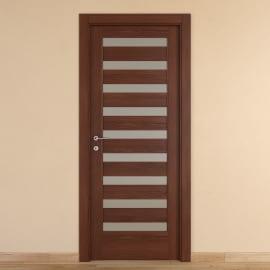 Porta da interno battente Malawi 4 80 x H 210 cm dx