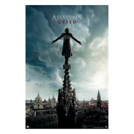 Poster Assassins creed III 61 x 91,5 cm