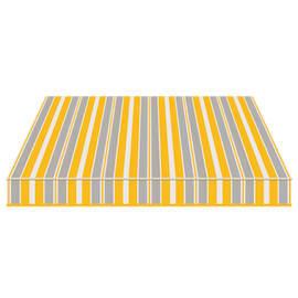 Tenda da sole a caduta cassonata Tempotest Parà 240 x 250 cm azzurro/giallo/avorio Cod. 294