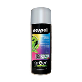 Smalto spray alluminio RAL 9006 brillante 400 ml