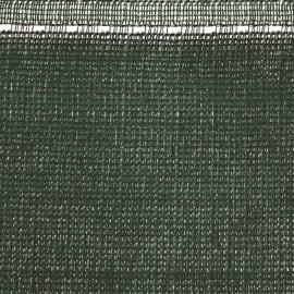 Rete ombreggiante Naterial verde L 25 x H 1,5 m