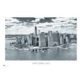 Poster New York city 91,5 x 61 cm
