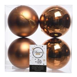 Box sfere bronzo ø 10 cm