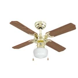 Ventilatori da soffitto prezzi e offerte for Ventilatori da soffitto leroy merlin