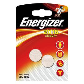 Pila a bottone Litio CR2016 Energizer
