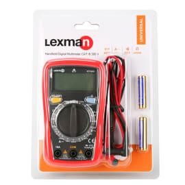 Multimetro Lexman PT1000