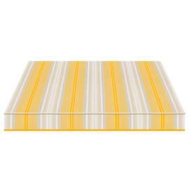 Tenda da sole a caduta cassonata Tempotest Parà 240 x 250 cm azzurro/beige/giallo Cod. 5167/12