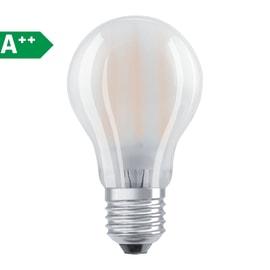 Lampadina LED Osram Filamento E27 =40W goccia luce naturale 320°
