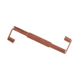 Fermacoppo a S ramato, confezione da 100 pezzi
