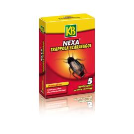 Trappola adesiva Insetticida Nexa 5 pezzi