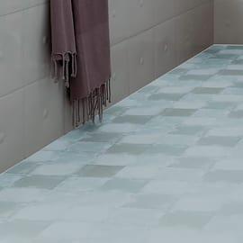 Pavimento vinilico adesivo Square Clear 1.5 mm