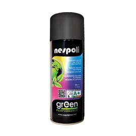 Smalto spray nero RAL 9005 opaca 400 ml