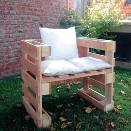 Pallet e bancali in legno grezzo o verniciato leroy merlin for Bancali leroy merlin