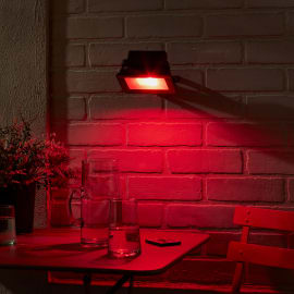 Proiettore led integrato Yonkers 1300Lm RGB 20 W