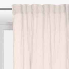 Tenda Lina bianco 140 x 300 cm