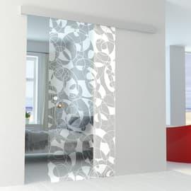 Porta da interno scorrevole Fusion 86 x H 215 cm reversibile