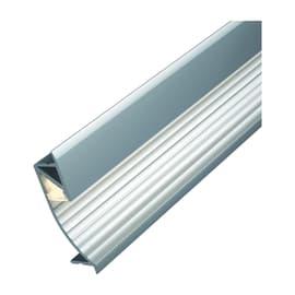 Strisce e tubi led prezzi e offerte online leroy merlin 3 for Profilo alluminio led leroy merlin