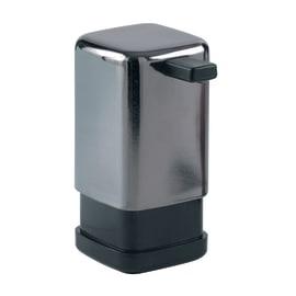 Dispenser sapone Nikita nero/grigio