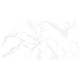 Piastrella Calacatta 160 x 320 cm bianco