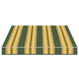 Tenda da sole a caduta cassonata Tempotest Parà 240 x 250 cm verde/giallo Cod. 944/5