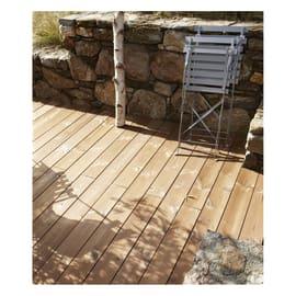 Pavimenti in legno e plastica per esterni leroy merlin for Sfere legno leroy merlin