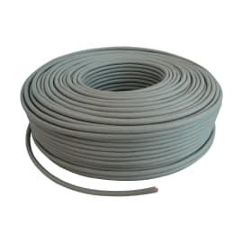 Cavo FTP 0,56 mm grigio, matassa 25 m