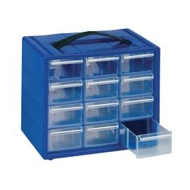 Cassettiere In Plastica Per Magazzino.Portaminuterie Contenitori E Cassettiere In Plastica Leroy Merlin
