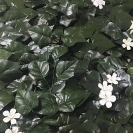 Siepe artificiale Jasmine L 3 x H 1 m