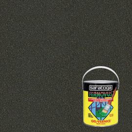 Smalto per ferro antiruggine Saratoga Fernovus grigio ferro metallizzato 2,5 L