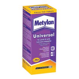 Colla per parati in polvere universal Metylan 125 g