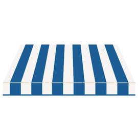 Tenda da sole a bracci Tempotest Parà 350 x 210 cm avorio/blu Cod. 116/15