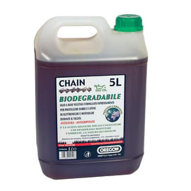 Olio per catena Oregon biodegradabile 5 L