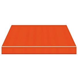Tenda da sole a caduta cassonata Tempotest Parà 240 x 250 cm arancione Cod. 72
