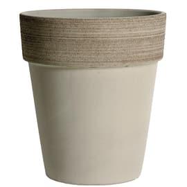 Vaso Alto Vulcano ø 15 cm grigio