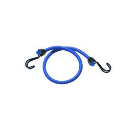 2 corde elastiche con ganci doppi inversi Ø 8 mm, 1,2 m