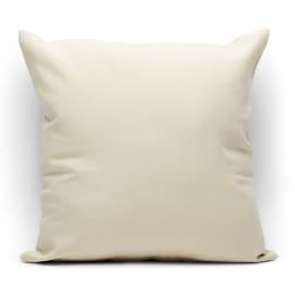 Fodera per cuscino ecru 60 x 60 cm