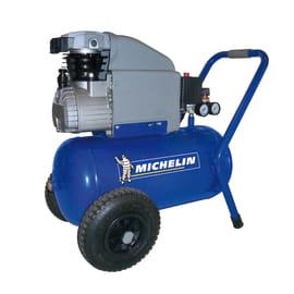 Compressore coassiale Michelin MCX 24, 2 hp, pressione massima 10 bar