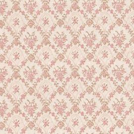 Pellicola adesiva fiori rosa 45 cm x 2 m