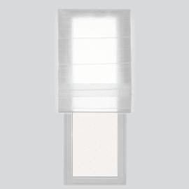 Tenda a pacchetto Lineo bianco 80 x 250 cm