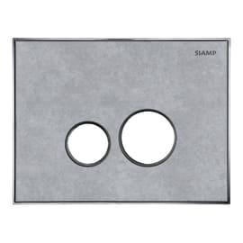 Placca doppio tasto Album 360