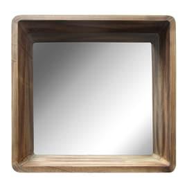 Specchio da parete rettangolare Kate 50 x 50 cm