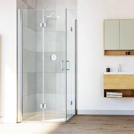 Box doccia rettangolare prezzi e offerte online leroy for Cabine doccia prezzi leroy merlin