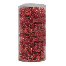 Ghirlanda rosso 10 m